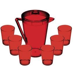 Kit Brisa Jarra C/ Copos Drink