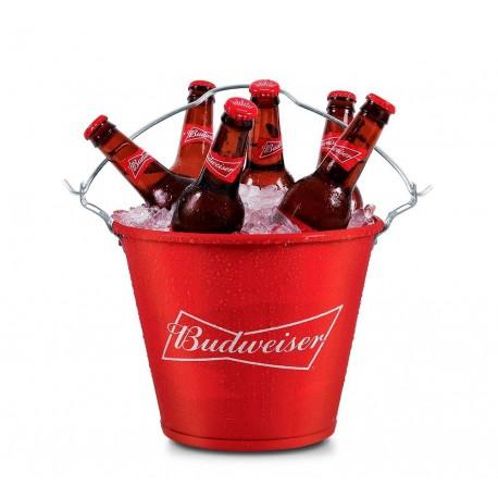Balde de Gelo Budweiser