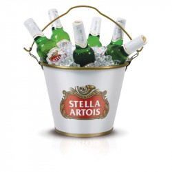 Balde de Gelo Stella Artois 5L