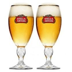 Conjunto 2 Taças Stella Artois - Globimport